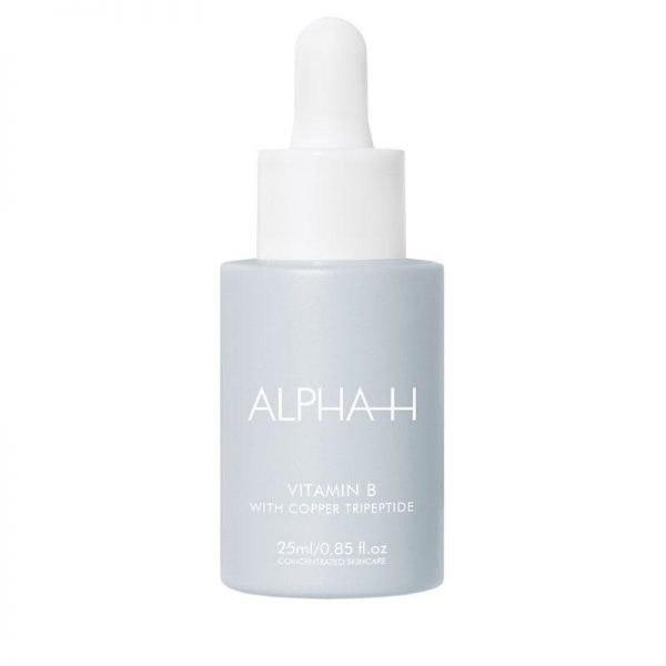 ALPHA-H Vitamin B with Copper Tripeptide Serum - Anti-Ageing Skin Care - Available At Skin Clinica