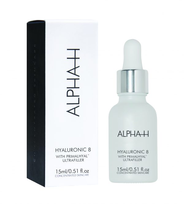 ALPHA-H Hyaluronic 8 With Primalhyal Ultrafiller Hyaluronic Acid Serum Available At Skin Clinica