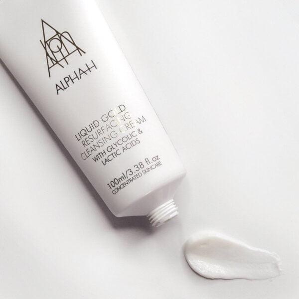 ALPHA-H Liquid Gold Resurfacing Cleansing Cream - Anti-Ageing Skin Care - Skin Clinica