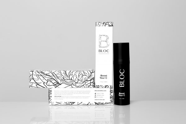 Bloc Boost Your C Vitamin C Serum Available at Skin Clinica