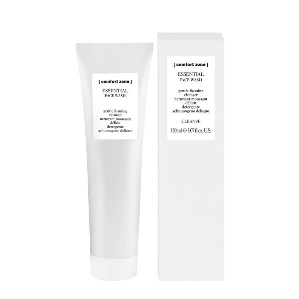 Comfort Zone Essential Face Wash Gentle Foaming Cleanser Available at Skin Clinica