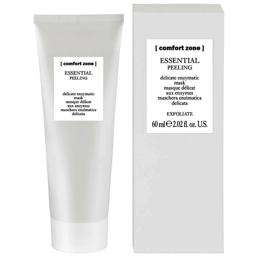 Comfort Zone Essential Peeling Delicate Enzymatic Mask Exfoliator Available at Skin Clinica
