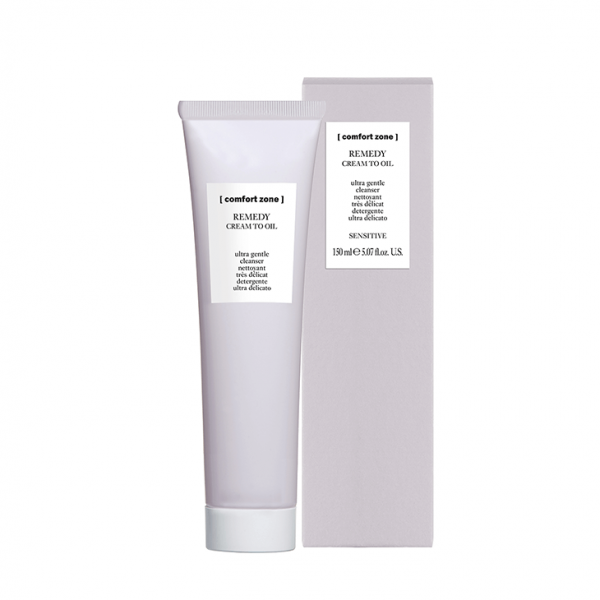 Comfort Zone Remedy Cream to Oil Cleanser Available at Skin Clinica