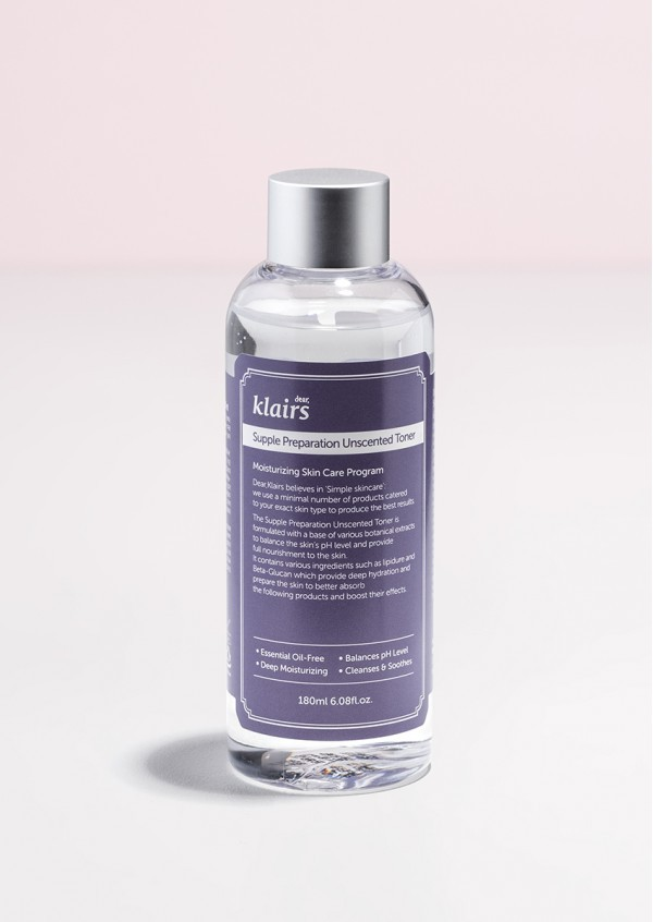 Klairs Supple Preparation Toner Unscented Available At Skin Clinica