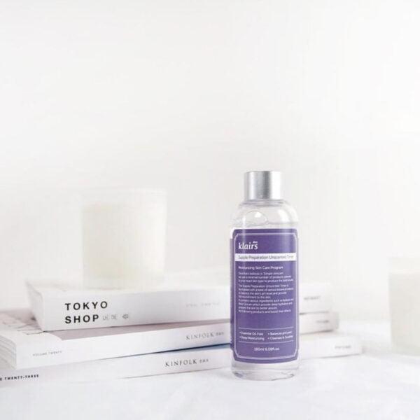 Klairs Supple Preparation Toner Unscented Mood Image - Skin Clinica