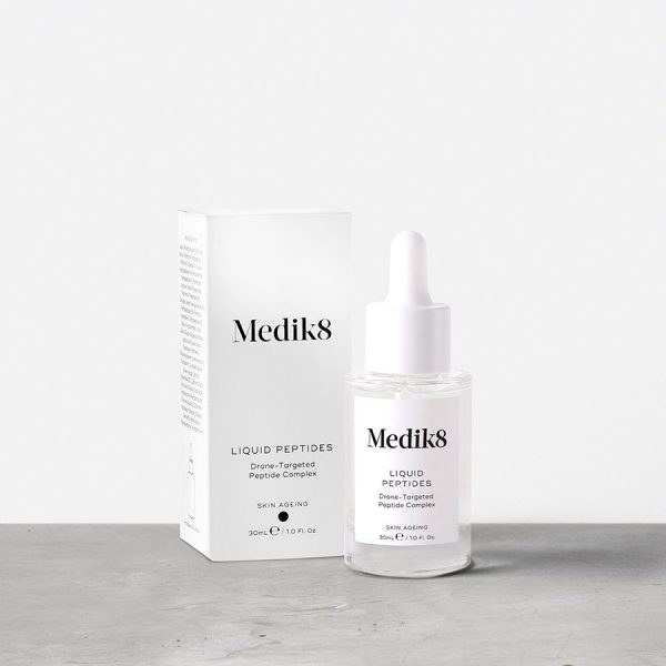 Medik8 Liquid Peptides Serum Anti-Ageing Skin Care - Skin Clinica