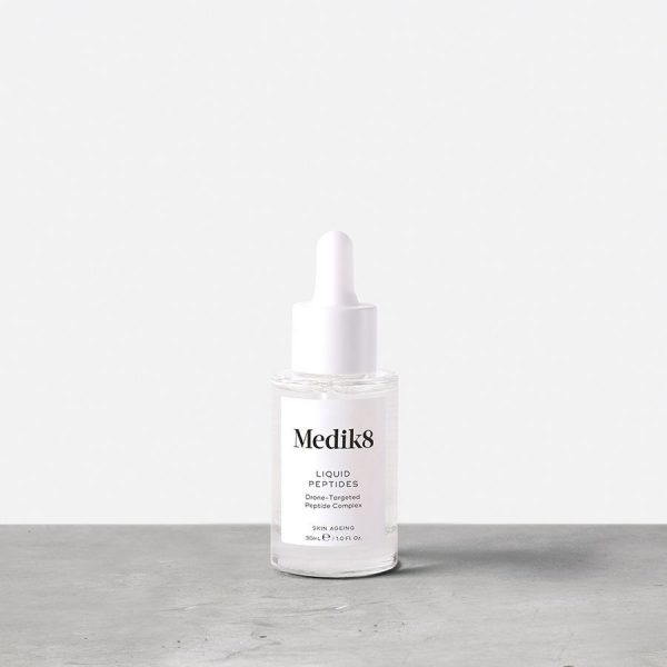 Medik8 Liquid Peptides Available At Skin Clinica
