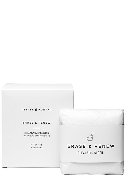 Find Pestle & Mortar Erase & Renew Cleansing Cloths at Skin Clinica