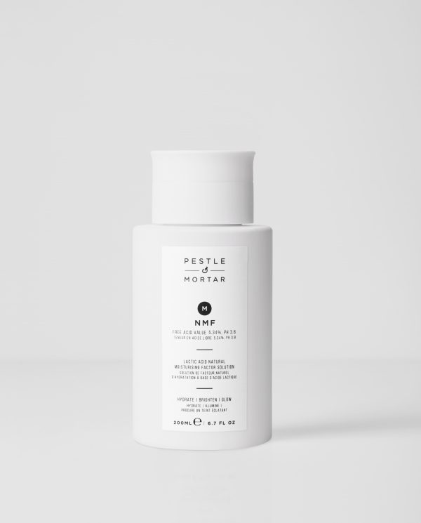 Pestle & Mortar NMS Lactic Acid Toner Available At Skin Clinica - Clean Skin Care