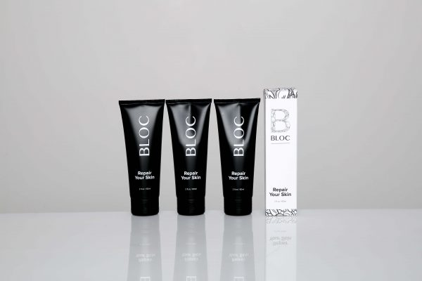 Bloc Repair Your Skin Antioxidant Moisturiser with Zinc Oxide - Skin Clinica