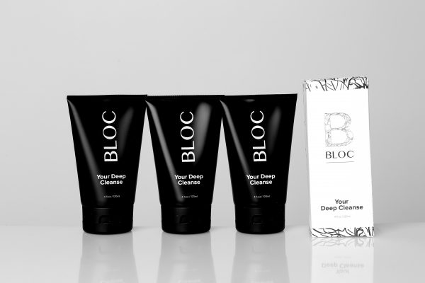 Bloc Your Deep Cleanser is a Cleanser for Acne, Blemished and Oily Skin - Skin Clinica
