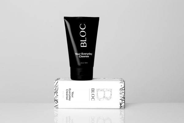Bloc Your Everyday Cleanser for Everyday Use - Available At Skin Clinica