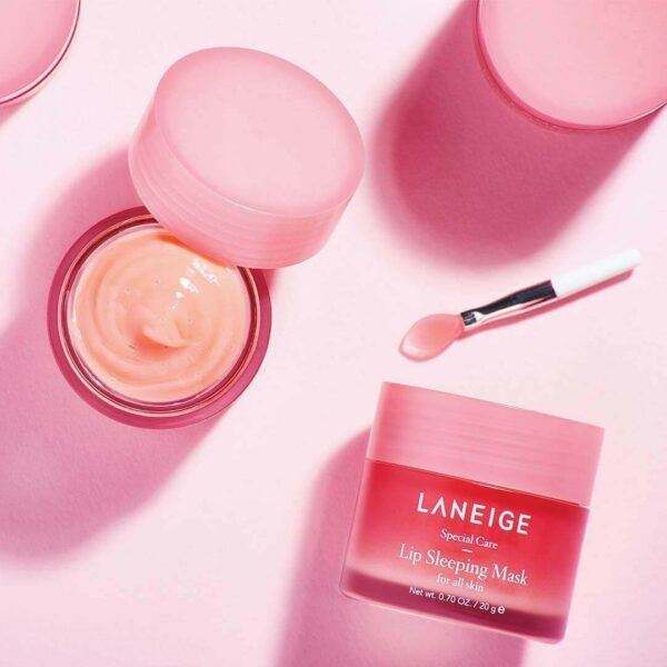 Laneige Lip Sleeping Mask Berry is a Luscious Lip Treatment