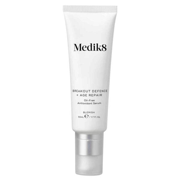 Medik8 Breakout Defence + Age Repair Oil Free Antioxidant Serum