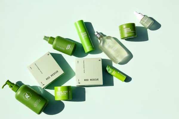Award-winning Skin Juice Green Juice Organic Skin Saving Balm-Best Skin Care for Sensitive Red Skin